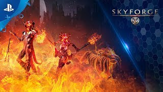 Skyforge   Ignition Release Trailer   PS4