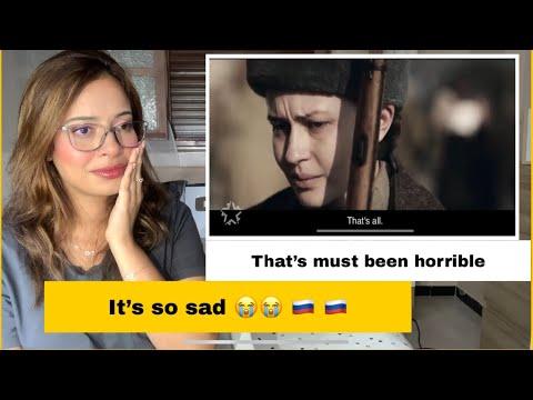 Полина Гагарина - Кукушка♡Polina Gagarina kukushka(OST Битва за Севастополь)REACTION