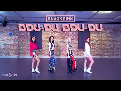 DDU-DU DDU-DU (뚜두뚜두) - BLACKPINK | P4pero Dance Cover