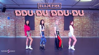 Download Lagu DDU-DU DDU-DU (뚜두뚜두) - BLACKPINK | P4pero Dance Cover Mp3
