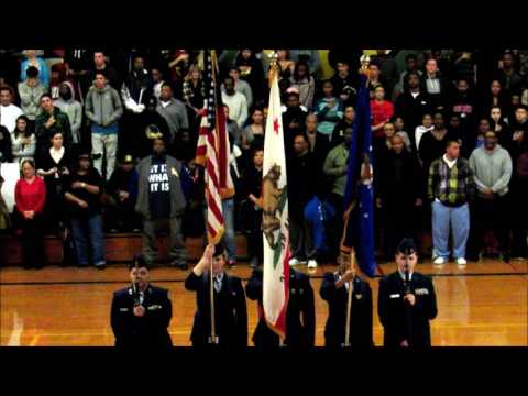 Vanden 22/2 Vs  Fairfield 16/8 High School Basketball Game 2017 02 08 By STS Productions