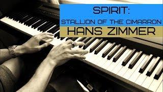 """Run Free Intro"" Piano Cover (Spirit: Stallion Of The Cimarron)"