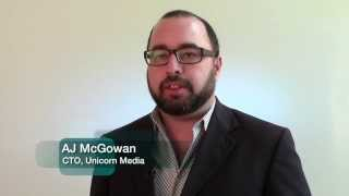 Online Video Conversations: AJ McGowan, Unicorn Media (now Brightcove)