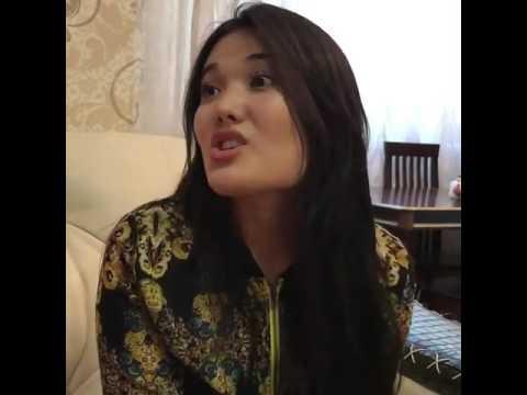 Kazakhstan girl holiday