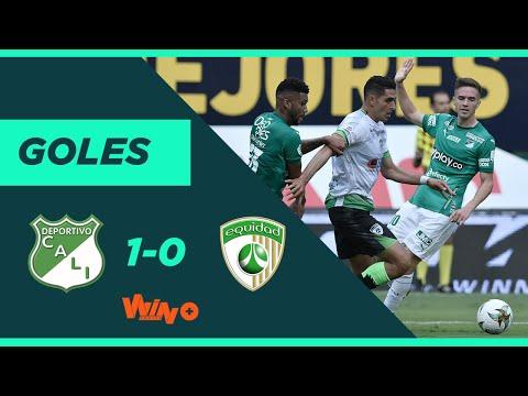 Cali vs Equidad (1-0) Liga BetPlay Dimayor 2020 | Fecha 12