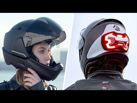 UNREAL MOTORCYCLE HELMETS THAT ARE ON ANOTHER LEVEL