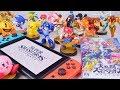 Super Smash Bros. Ultimate - All Amiibo - Music by SSBU Main Theme Lifelight (Metal Ver.)