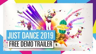 DOWNLOAD THE FREE DEMO AVAILABLE NOW ! / JUST DANCE 2019 [OFFICIAL] HD