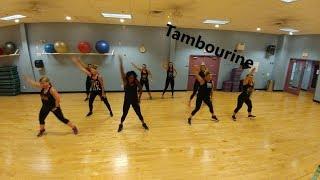 Tambourine - Eve  | Dance Fitness | ashley jabs
