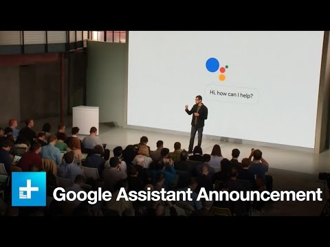 Google Assistant - October 4th Full Announcement