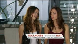 Summer Glau and Eliza Dushku Host the Terminator/Dollhouse Double Feature (HD)