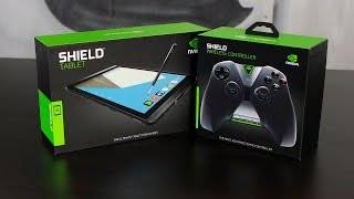 Обзор Nvidia Shield Tablet: планшет, гейпад, один стилус