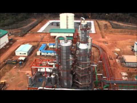 MAKENI Bio Ethanol Plant Construction with Biomass cogeneration in Sierra Leone
