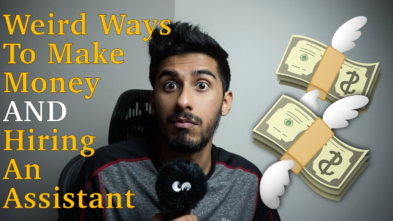 Hire Someone To Run Errands Negotiation Weird Ways Make Money Askqazi 8