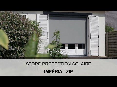 Store de fenêtre Impérial Zip
