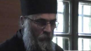 Otac Nikolaj Crnorecki o napustanju manastira Crna Reka 3 juna 2010 (1od2)
