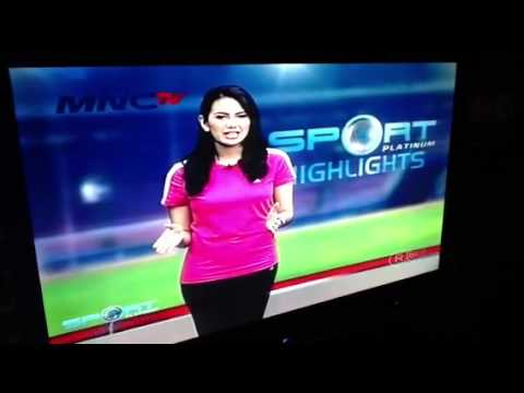 Dwi Saraswati on Sport Platinum Highlights MNCTV