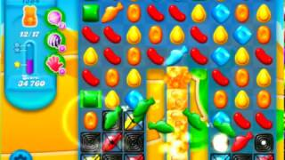 Candy Crush Soda Saga Level 1384 - NO BOOSTERS **