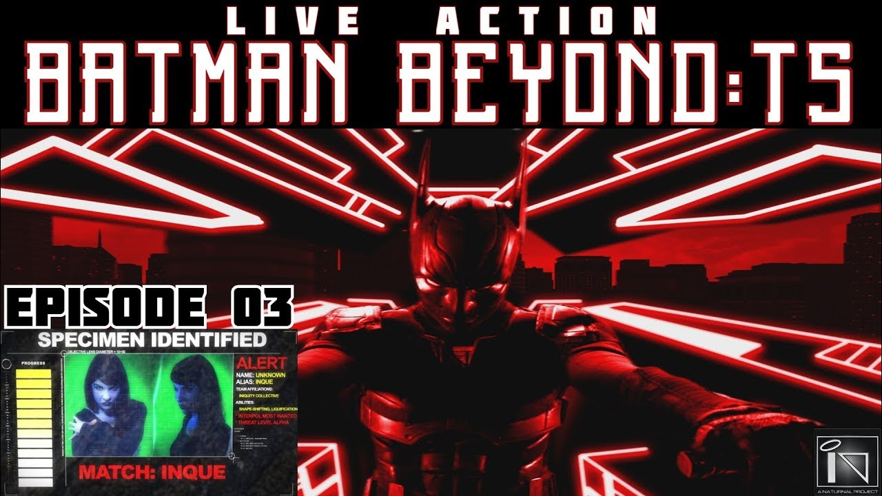 BATMAN BEYOND: The Series [DVD pre-order] by Nathan Lyles — Kickstarter