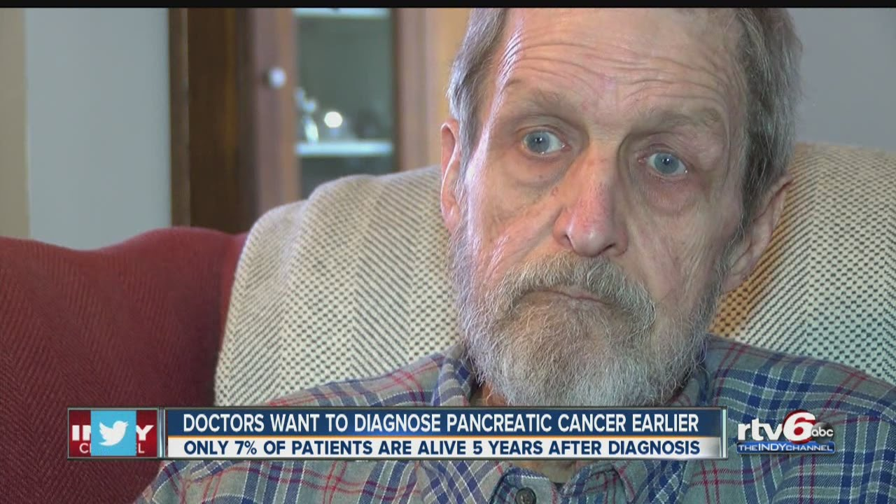 Doctors want to diagnose pancreatic cancer earlier