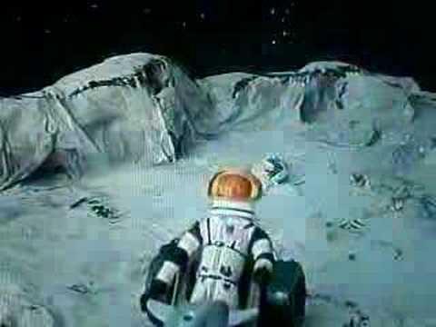 Major Mac Magruder of Space Patrol - Trailer