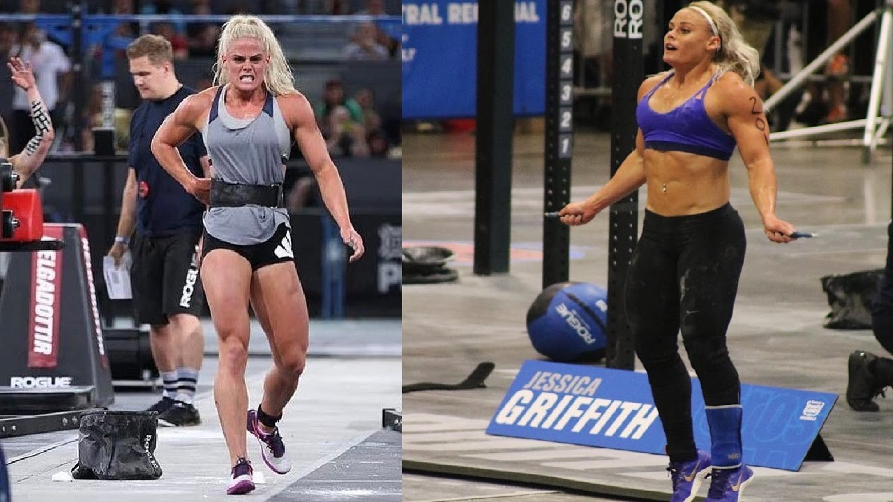 SARA SIGMUNDSDOTTIR - NUMBER 1 CROSSFIT FEMALE ATHLETE FOR