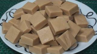 Fudge (vanilla And Chocolate) Recipe