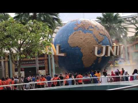 Universal studio singpore inside studio great view singapore tourism tourist