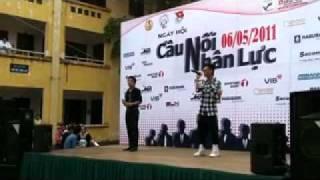 Mon Dragon ft Lynk Cat - Hạnh Phúc Khi Anh Có Em (LIVE)
