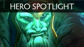 Dota 2 Hero Spotlight - Wraith King
