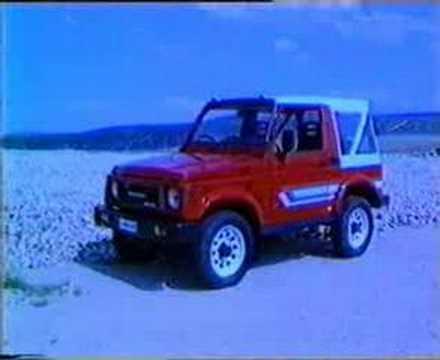 Presentazione Suzuki Santana