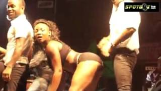 Abidjan : Scène inimaginable en plein concert