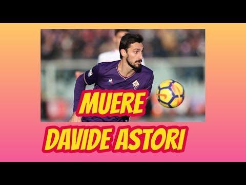 Davide Astori. Hallado muerto el capitan de la Fiorentina