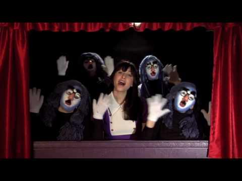 """Help Me! Help Me!"" Official Lucy Schwartz Music Video"
