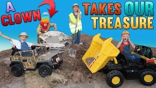 Secret Hidden Treasure Found Underground in Our Own Backyard!!