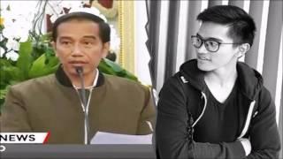 eaaalaaahhh.... Setelah Jaket Bomber, Kini Payung Jokowi Yang Dicari Nitizen....