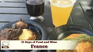 France - Day 28 of Epcot's Food & Wine Festival 2016