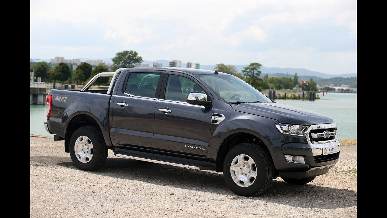 ford ranger double cabine  tdci   limited youtube