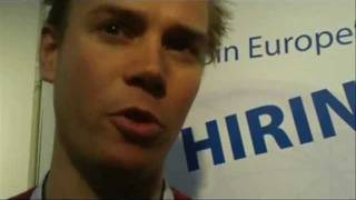 Booking.com – Developer advice at #AppsWorld.wmv