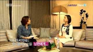 [박경림의 엄마꿈 인터뷰9] 탤런트 박은혜 (2)