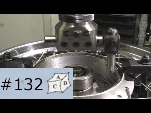 Top Bremstrommel ausdrehen Motorrad - YouTube #CU_17