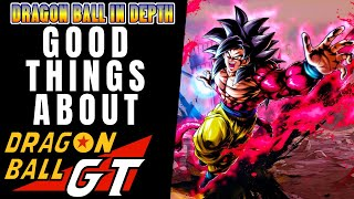 Five GOOD things about Dragon Ball GT - Dragon Ball In Depth 02