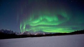Northern Lights Norway Lyngen Lodge Tromsø 2014