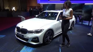 NEW BMW 3 Series 2019 - Full review (320d M Sport package)