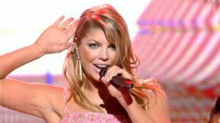 Fergie - Fergalicious(live nrj music awards 2007)DVD QUALITY