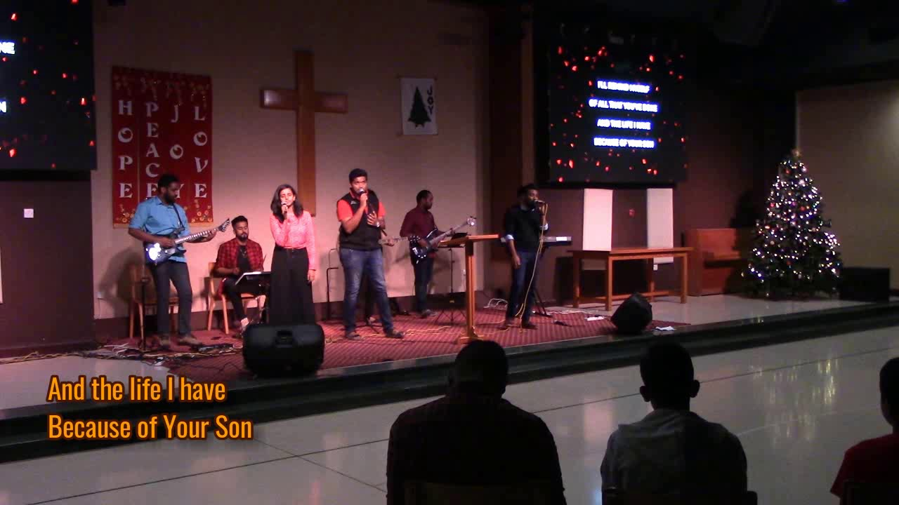 Praise & Worship :: Overflow Youth Band, India