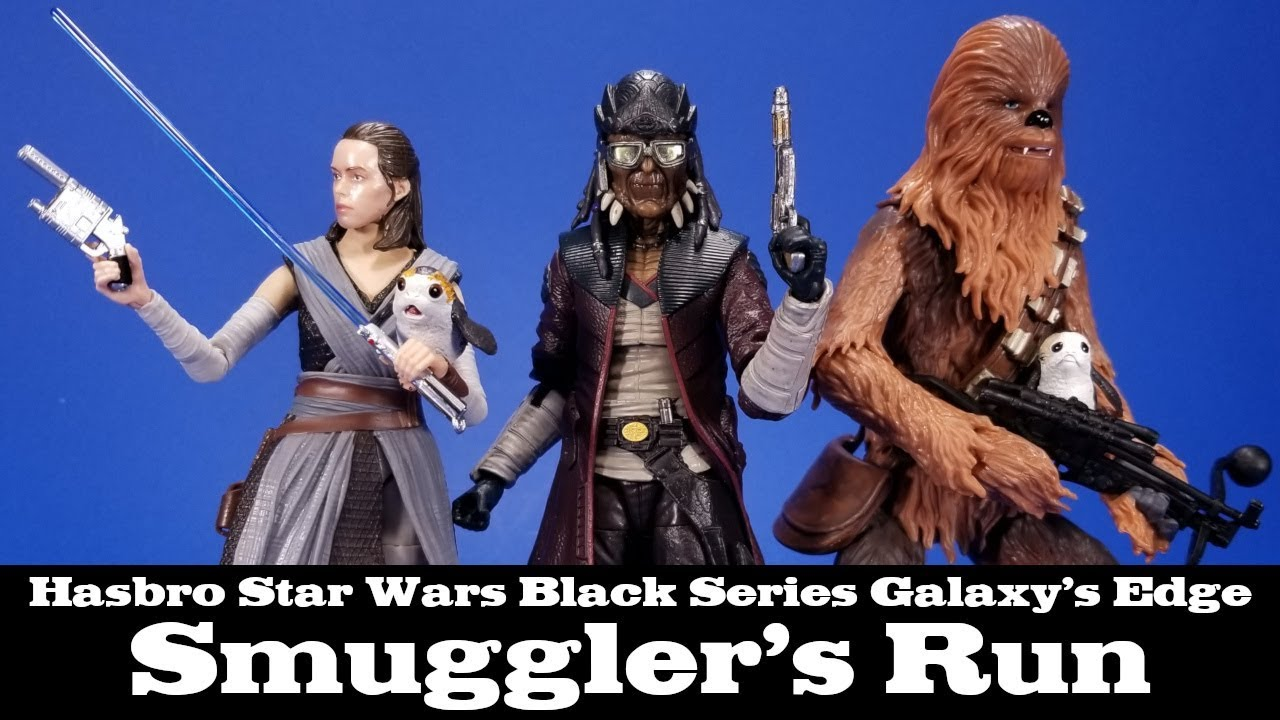 Star Wars Black Series Wave 23 Jannah IN STOCK