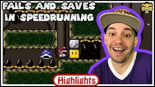 Best Speedrun Fails And Highlights Of March 2018