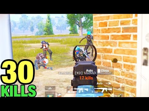 Best Way To Attack 4 Enemies In House  | PUBG MOBILE