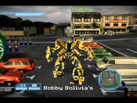 Transformers - Autobot - Los Suburbios Parte 2 Español